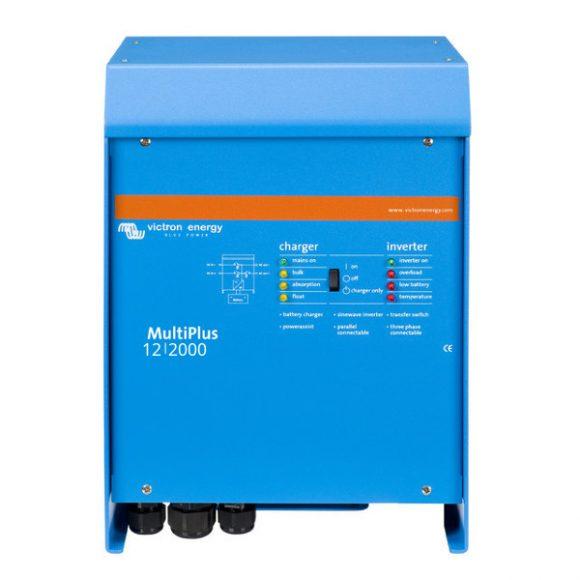 Invertor cu functii multiple MultiPlus C 12V – 2000VA